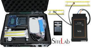 Site Lab Ultrasonic Hand Held Flow Meter-SL1168P Series