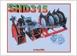 HYDRAULIC BUTT FUSION WELDING MACHINE SHD15