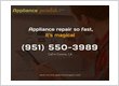 Corona Appliance Repair Specialists