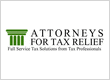 Attorneys for Tax Relief