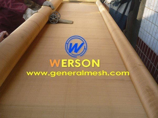 Where You Can Find Paper Making Mesh Supplier ?