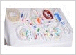 Производитель экспортер Индия пластиковые одноразовые медицинские устройства канюля катетера перчатки шприцов Иглы швами бинты оксиметр проволочного направителя Гемостатическая интервенционной внутрив