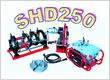 HYDRAULIC BUTT FUSION WELDING MACHINE SHD250