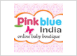 Pink Blue India