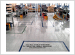 epoxy floor khusus ruang gudang alat