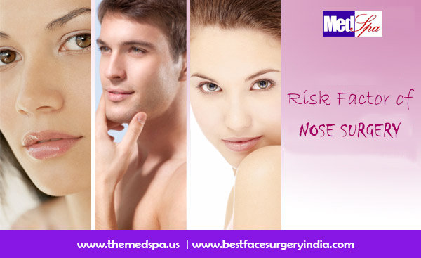 Describe Risk Factors of Nose Surgery by Dr. Ajaya Kashyap!