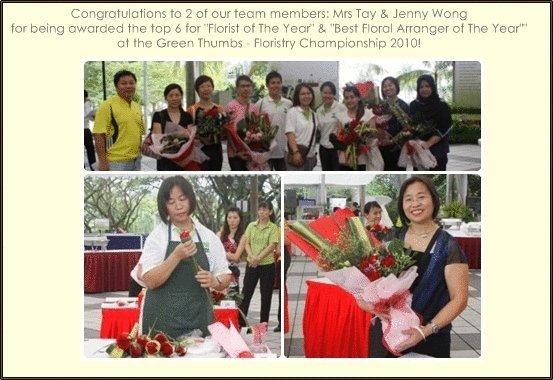 Floristry Championship 2010
