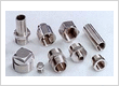 Stainless Steel S.S. fittings AISI 304 316 A2 A4 Couplings Screwed Fittings Bolts Nuts Couplers Caps Hose Fittings Hose pipe fittings Barbs Nipples adaptors  Hydraulic Pneumatic Fittings accessories manifolds Sockets  Adaptors Connectors Plugs  Fluid Power Components