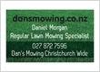 Dan's Mowing
