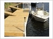 Floating Wooden Dock