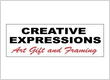 Creative Expressions Art Gift and Framing