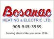Bosanac Heating & Electric Ltd.