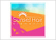 Sunset Hair Elements