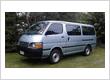 11 seater Minibus Hire