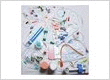 Manufacturer exporter India plastic medical disposable devices cannula catheter gloves syringes Needles sutures bandages Oximeter Guidewire Haemostatic Interventional intravenous Introducer Nebulizer
