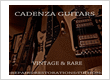 Cadenza Guitars