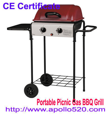 Offer Portable Picnic Gas BBQ Grill