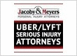 Uber Accident-Jacoby & Meyers, LLP