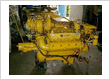 Used CAT 3208TA Marine Engine