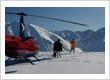 Helicopter flights from Lake Tekapo