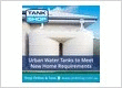 We have a range of water tanks suitable to meet water saving building requirements