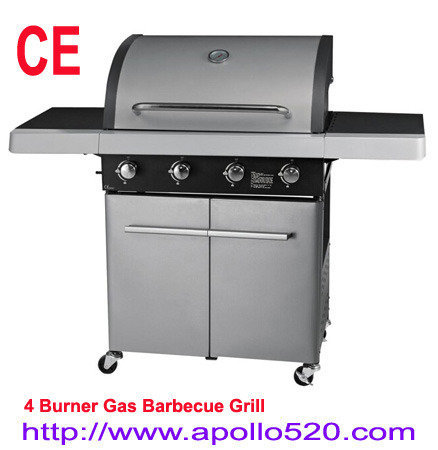 Offer 4 Burner Gas Barbecue Grill