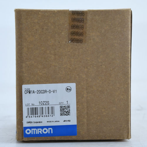 OMRON CPM1A-20CDR-D-V1