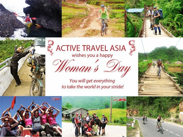 Some tips for female travelers in Indochina!