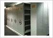 Mobile shelving compactors system