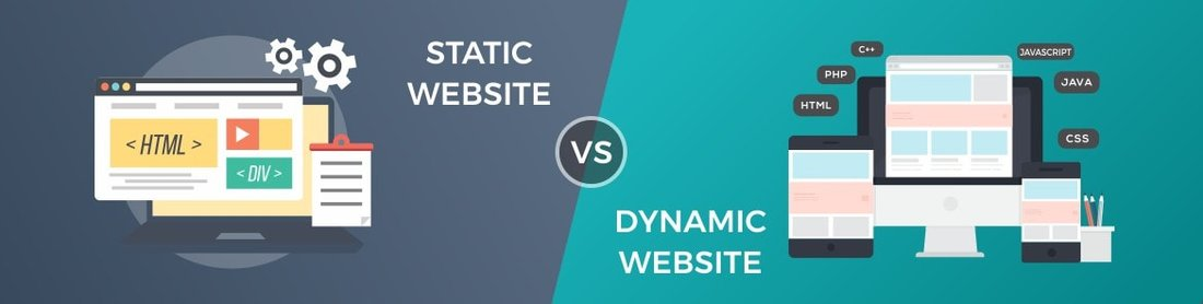STATIC vs DYNAMIC WEBSITE - Which One Will Suit Your Business?