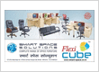 Complete range of Modular Office Furniture and Seating's with ready stock