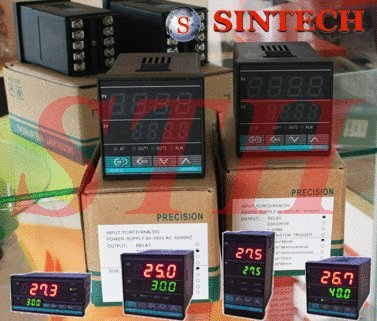 Thermo Control MAXWELL SINTECH – Electric Heater & Thermocouple Specialist