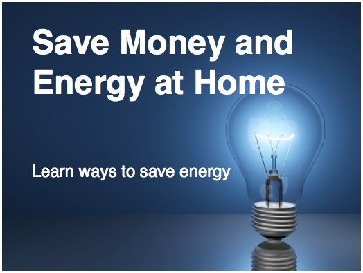 10 Easy Ways to Save Money & Energy in Your Home