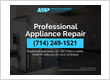 ASAP Appliance Repair of Garden Grove