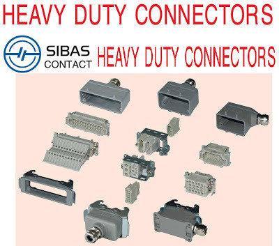 Sibas Electrical Rectangular Connector