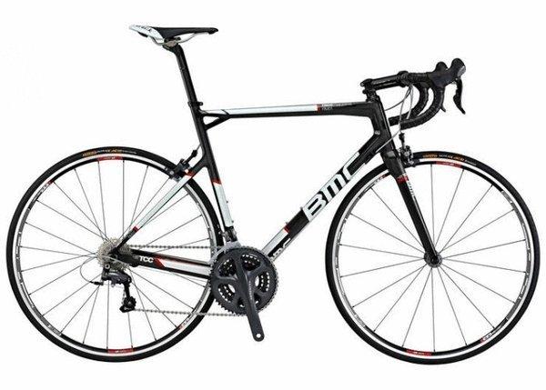BMC Race Machine RM01 Ultegra Triple 2012 Bike