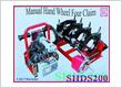MANUAL BUTT FUSION WELDING MACHINE SHDS200 4Claim HandWheel