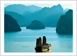 A Look into Beautiful Halong Bay in North Vietnam