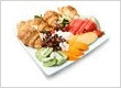 food platter sampler