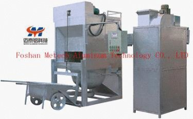 Aluminum Dross Processing Machine: FOSHAN METECH ALUMINUM TECHNOLOGY CO.,LTD