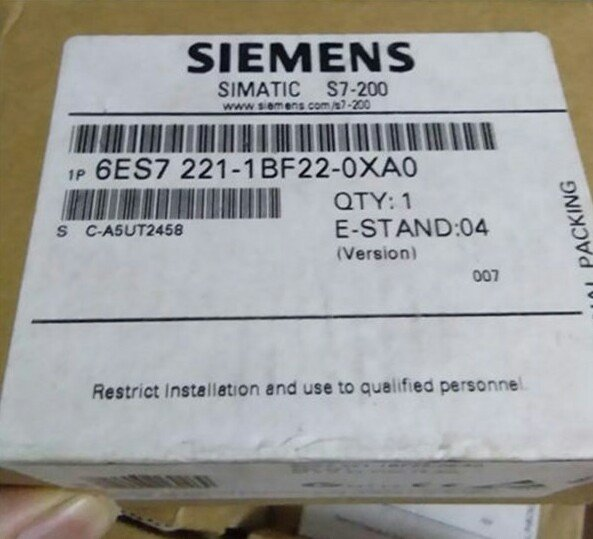 SIEMENS 6ES7 221-1BF22-0XA0