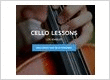 Private Cello Lessons in Los Angeles - Red Pelican Music