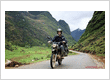 Riding Vietnam's mountainous north
