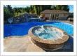 Custom swimming pool company