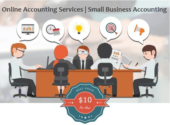 Rayvat Accounting Announce Online Accounting Services Just in 10$