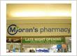 Dermot Moran Pharmacy