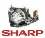 Lampu Projector Sharp