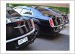 black Chrysler 300C melbourne chauffeur