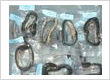 Preserved Lamprey Eels : These never need refrigeration.