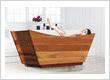 Wooden Bathtubs 1
